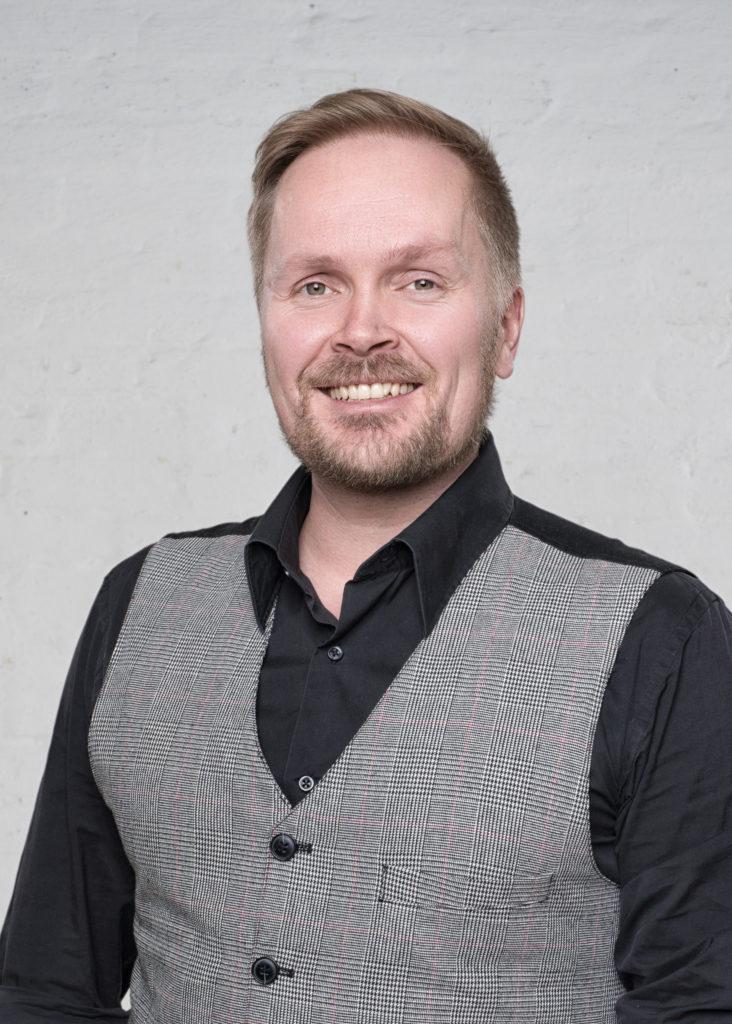 Eero Lempinen kosketinsoittaja Renki Renkiband
